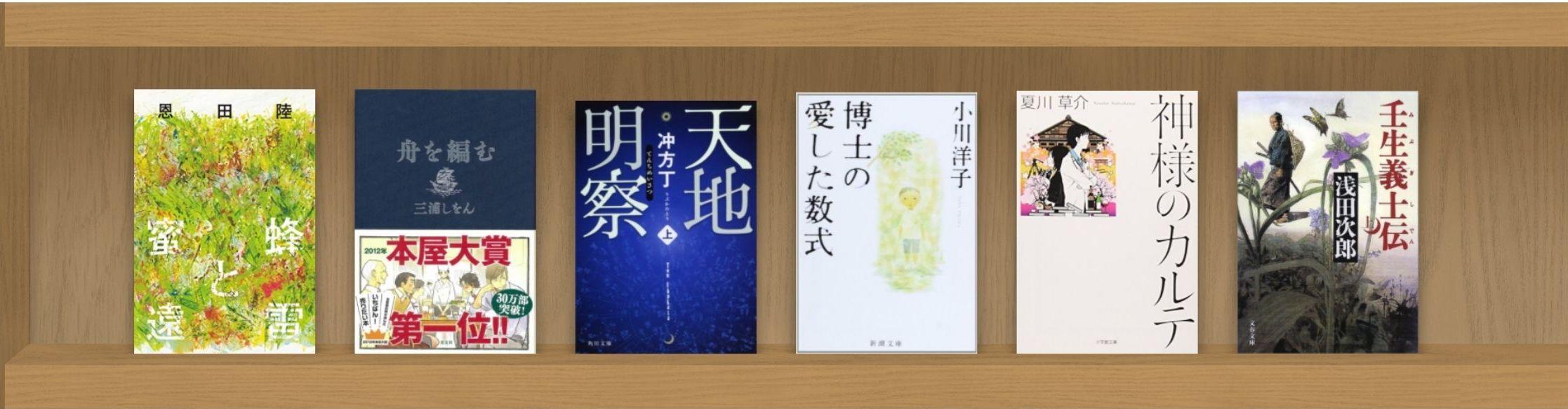 profile小説